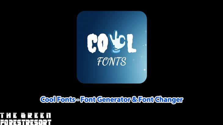 2. Cool Fonts