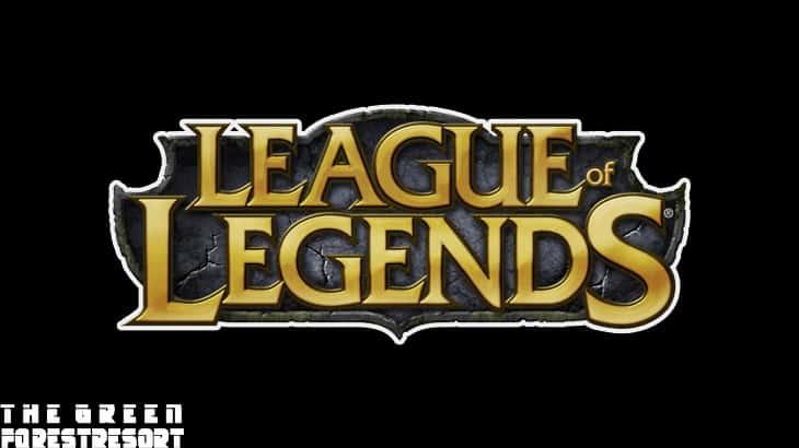 3. League Of Legends