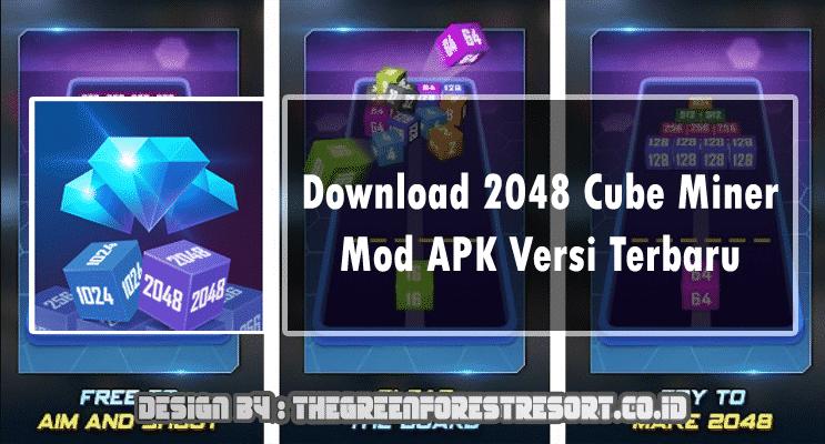 download cube miner versi mod terbaru