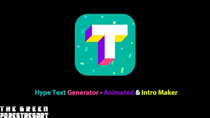 5. Hype Text Generator