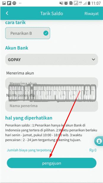 cara menghasilkan dolar melalui aplikasi