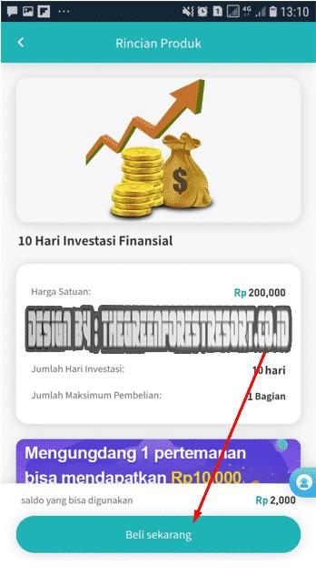 bagaimana cara mendapatkan uang melalui aplikasi?