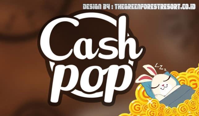 Aplikasi Penghasil Pulsa CashPop