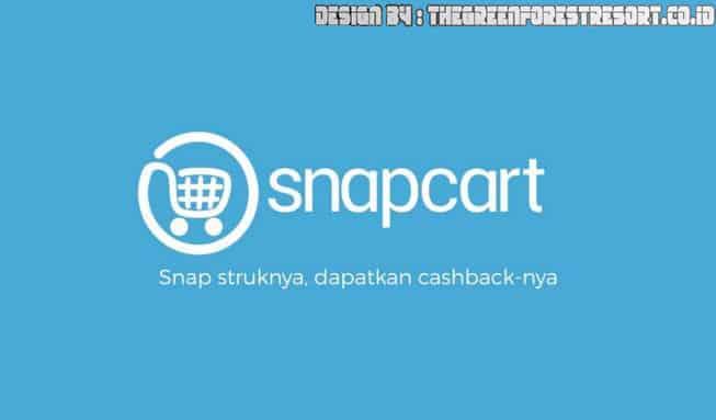 Aplikasi Penghasil Pulsa Snapcart