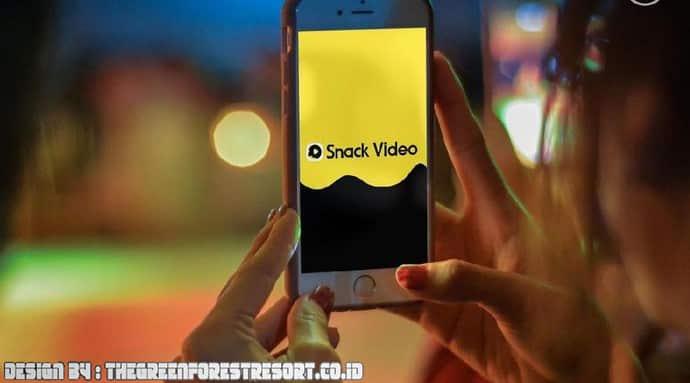Aplikasi Penghasil Saldo Dana snack video