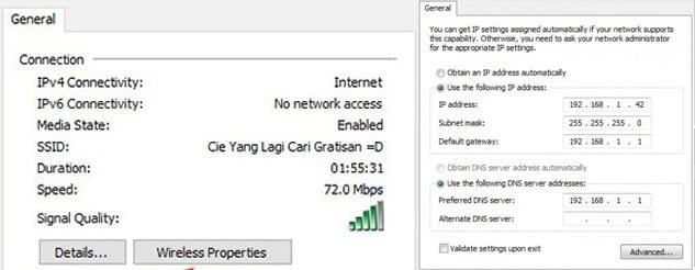 Cara Melihat Password WiFi pada Windows
