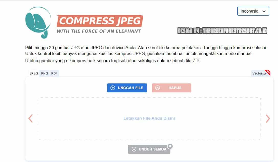 Compress JPEG Online