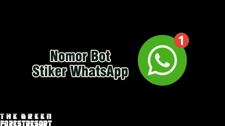 Daftar Nomor Bot Stiker WhatsApp