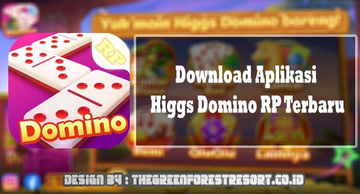 Download Aplikasi Higgs Domino RP Terbaru