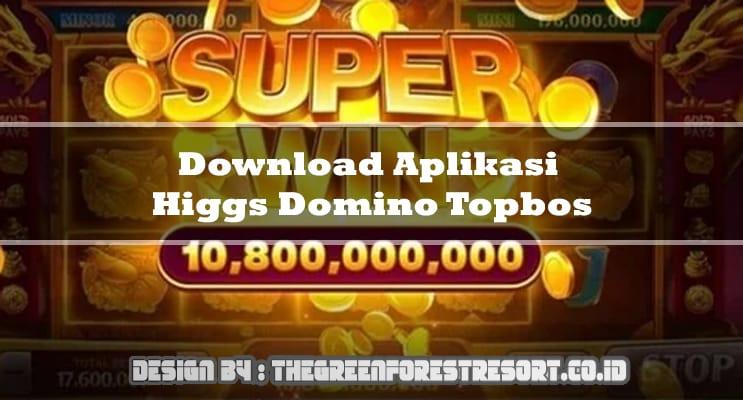 Download Aplikasi Higgs Domino Topbos
