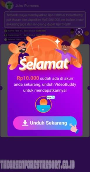 Download Aplikasi VideoBuddy