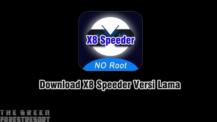 Download X8 Speeder Versi Lama