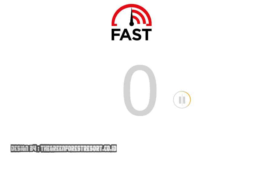 Fast Com Cara Cek Kecepatan Internet