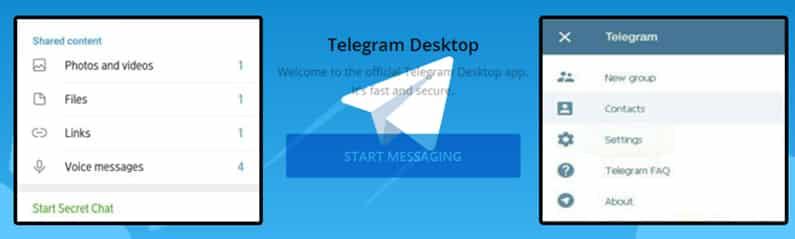 Perbedaan TelegramWeb dan TelegramHP