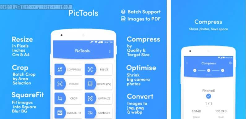 PicTools Batch Aplikasi Kompres Foto
