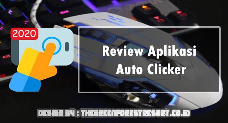 Review Aplikasi Auto Clicker