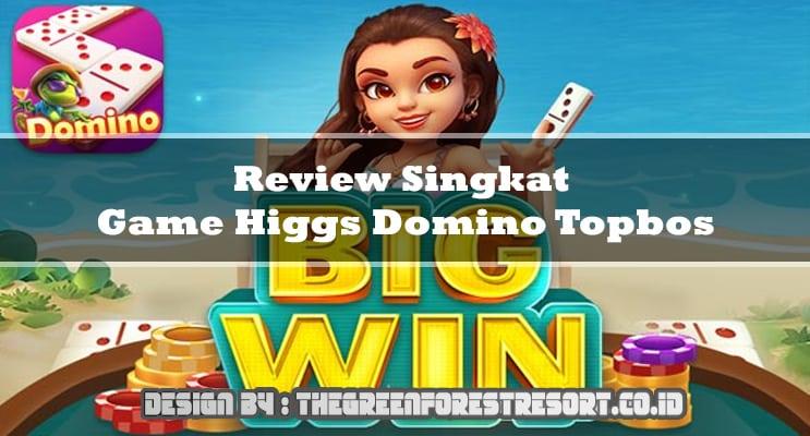 Review Singkat Game Higgs Domino Topbos
