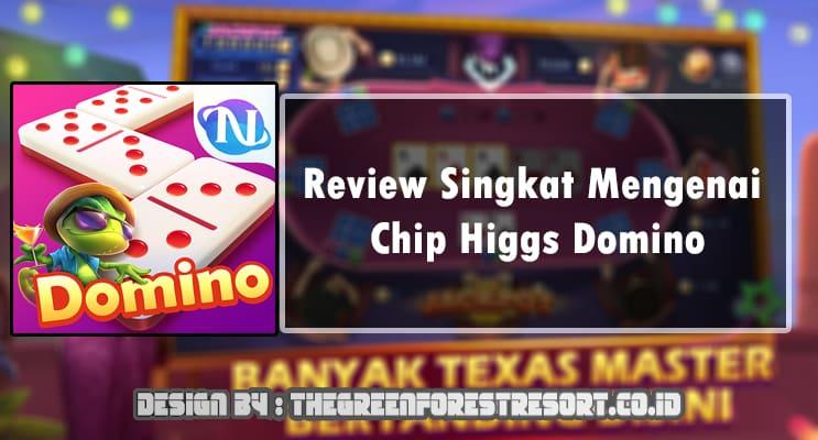 Review Singkat Mengenai Chip Higgs Domino