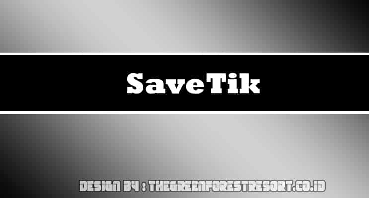SaveTik