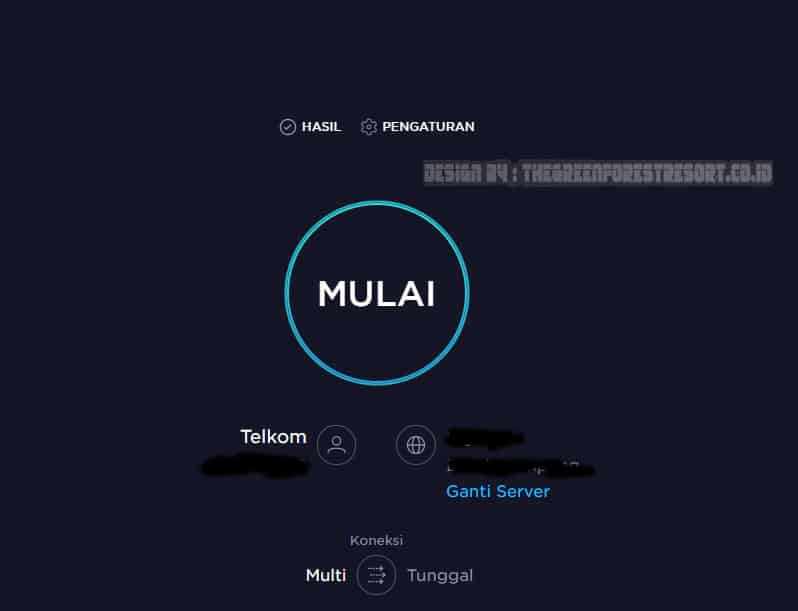 Speedtest Cara Cek Kecepatan Internet