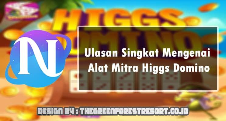 Ulasan Singkat Mengenai Alat Mitra Higgs Domino
