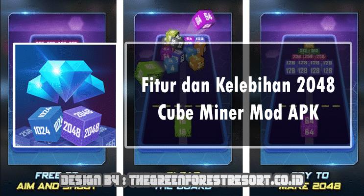 link download apk cube miner
