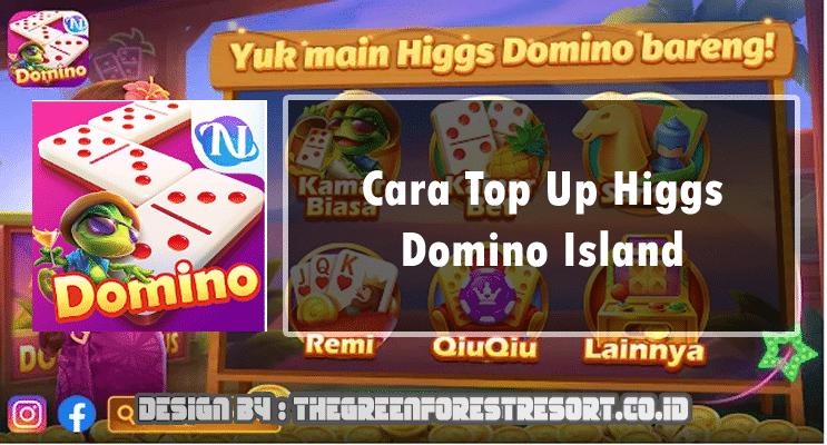 tempat top up domino murah