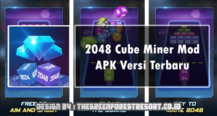 download aplikasi cube miner versi mod