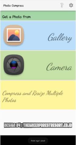 tutor 1 apl 3 Cara Mengubah Ukuran Foto Menjadi 100kb